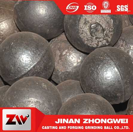 cement plants low chrome grinding cast steel ball