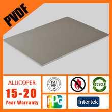 ALUCOPER ACP (aluminum plastic composite panel) for building interior wall decoration