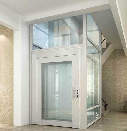 320KG 4person small villa passenger elevator for home