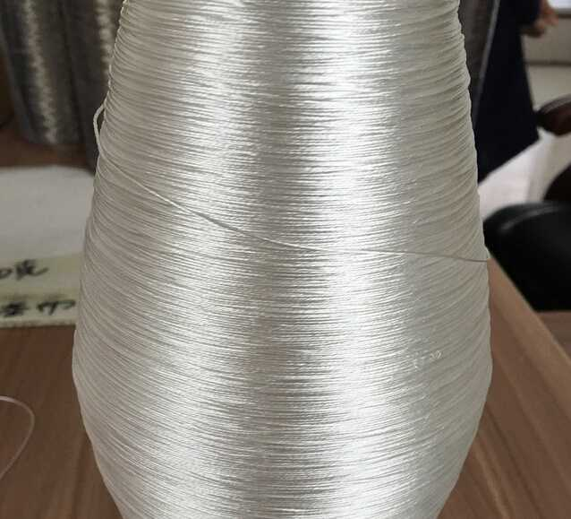 High quality E glass yarn for weaving cable fiber glass yarn