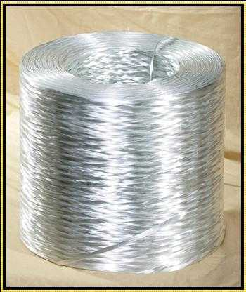 Direct Roving for Filament Winding, Pultrusion, Weaving