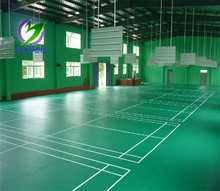 indoor PVC badmnton sports floor
