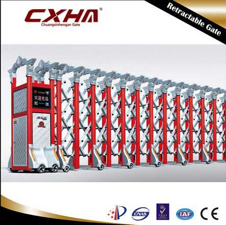 Electric Motorized Sliding Fence Gates
