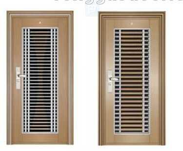 Stainless steel 304 security door /steel door /cheaper housing screen door