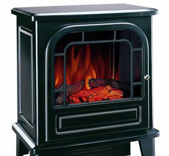 Indoor Usage and Freestanding Installation Type cheap electric wood fireplace without remote control