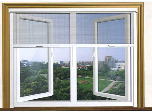 Interior and Exterior Open Casement door/double glass
