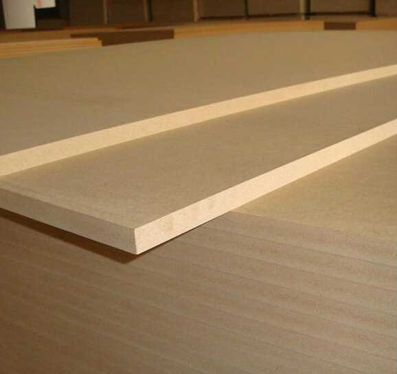 China Supplier Hot Sell Plain MDF Board