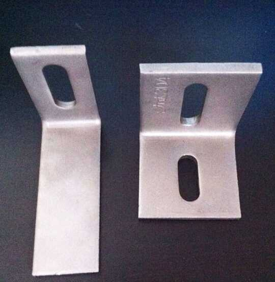 Condibe stainless steel bracket for marble/stone