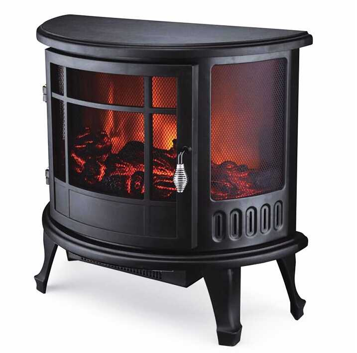 GS Approved OEM Available Room Portable Electric Fireplace Heater