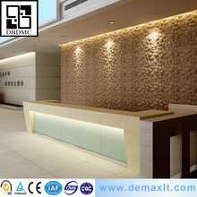 China Factory Direct Modern Decorative PVC 3D Wall Panels for Bedside Background
