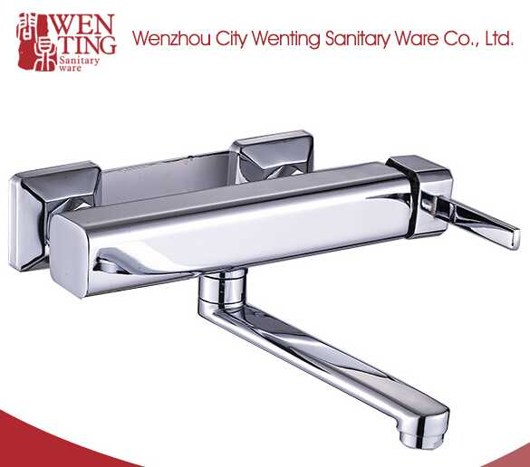Hot sale factory sell single hole hotel bathroom faucet