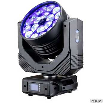 2016 hot sale Led stage light Orsam bee eye moving head beam light with zoom