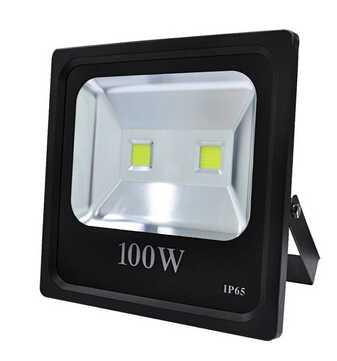 IP 65 CE epistar cob high power led reflector 100watt for outdoor use