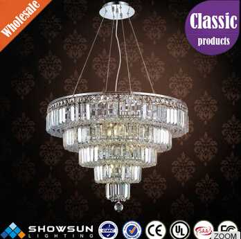 Chinese process 2016 beaded decoration art decoration chandelier lighting