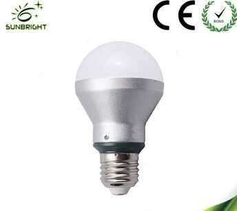 High lumen LED bulb light 5w made in China