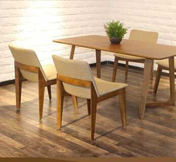 Competitive hot product french style dining room chair