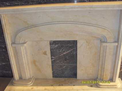 new design indoor used fireplace mantel cheap price