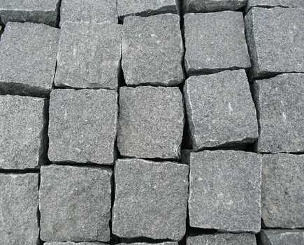 Chinese Cheap G654 Granite Paving Stone For Wholesale