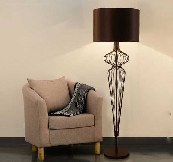 modern arc floor lamp for home use