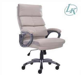 Soft Pad Covered Chair,Coated Base Chair High Back Executive Chair Office LS-2107