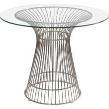 Modern designer platner dining table by warren platner for dining room