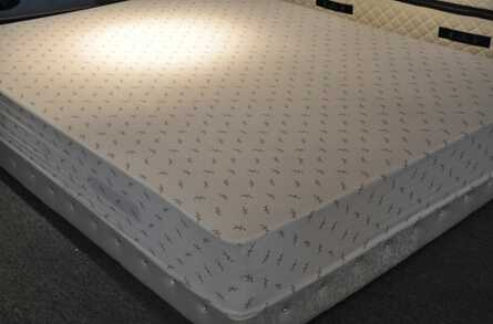 elastic removable mattress protector