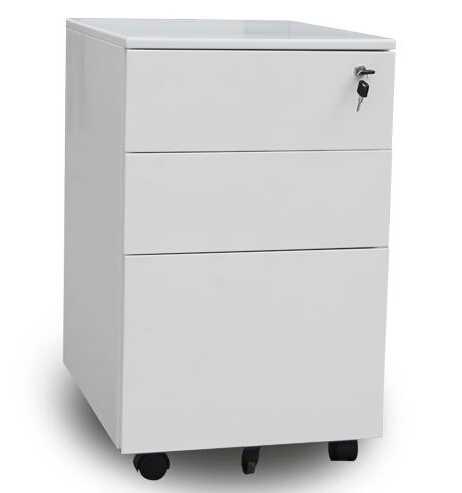 New advanced assembled mobile cabinet movable cabinet pedestal under desk for all kinds use