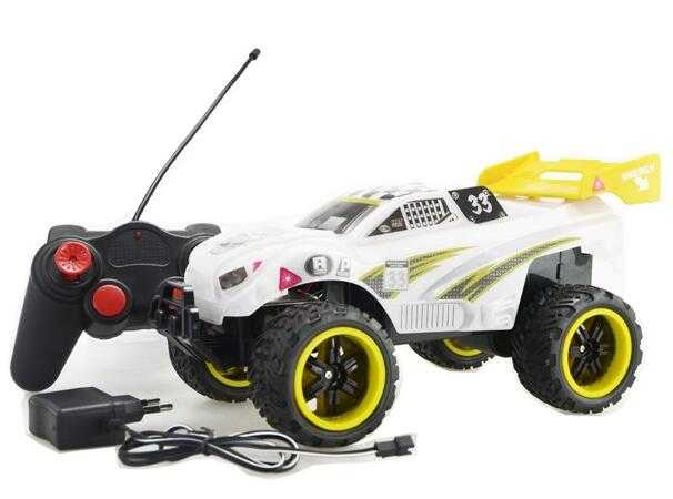 4 channels remote control car off road vehicle