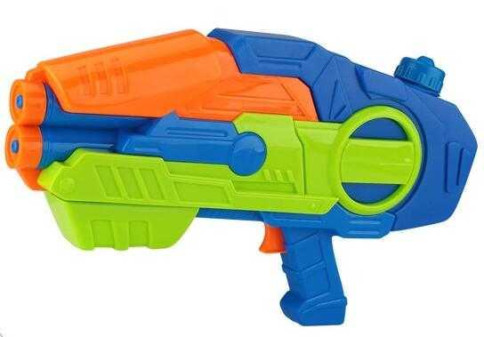 42cm Twin Nozzles Powerful Big Water Gun Long Water Gun Toy