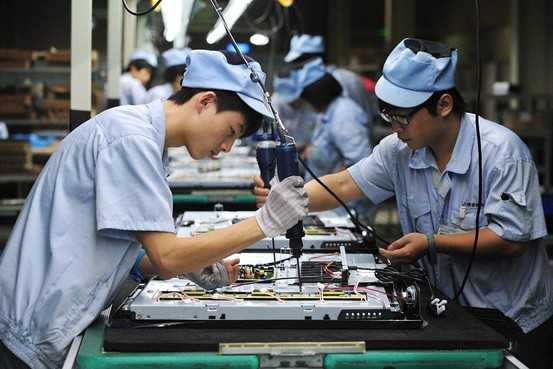 Global manufacturing giants back China's industrial evolution - exportimes
