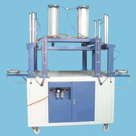HFD-2000 Vacuum-pumping Compress Packing Machine