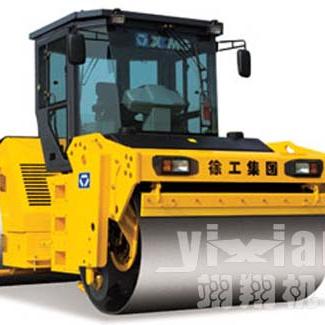 Double drum vibratory compactor XD122