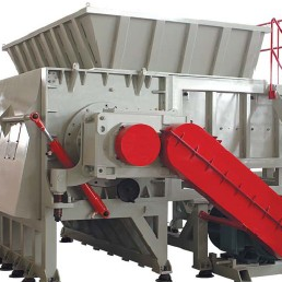 DYSSQ & DYSSZ Single Axle Shredder