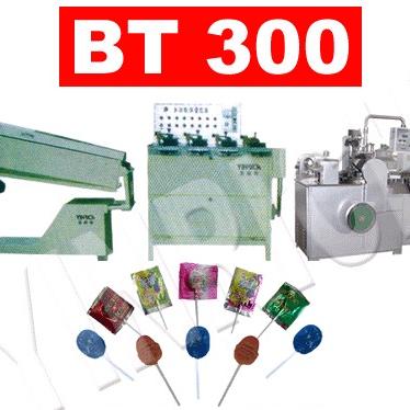 BT300 Die-formed Flat-type Lollipop Production Lin