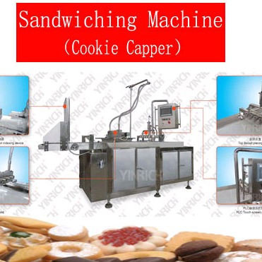 The Sandwiching Machine / Cookie Capper