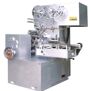 QYB-500 cutting & fold wrapping machine