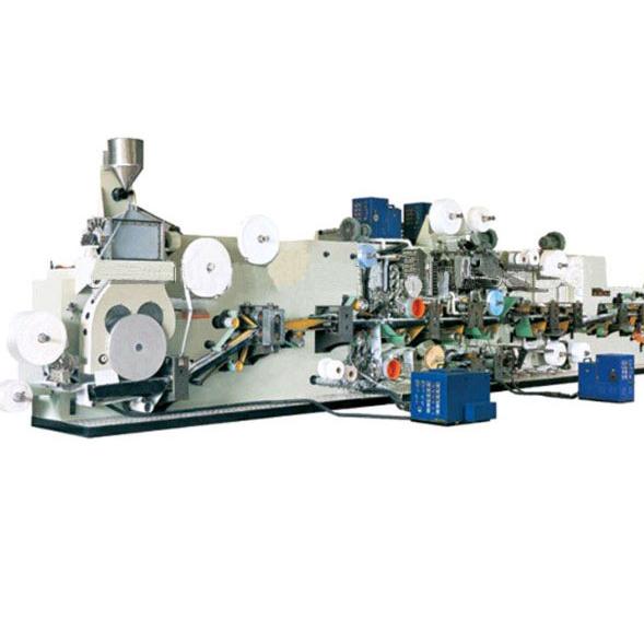 MH-3Y Semi -automatic Baby Diaper Machine / baby diaper making mahine