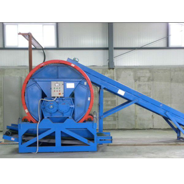 ZPS Tire Shredder & Whole Tire Crusher