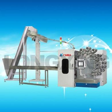 LX011000 High Speed Plastic Cap Side Printer