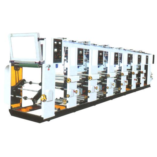 DFY-600(1100) 1-8 Combined Type Grarure Printing Machine