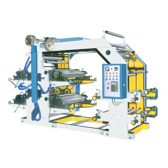 YT-4600(4800、41000) Four-colour Flexographic Printing Machine