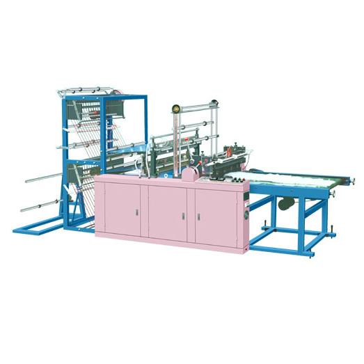 SHXJ-900 Photoelectric Control Conveyor Belt Sealing & Cutting Bag Maker