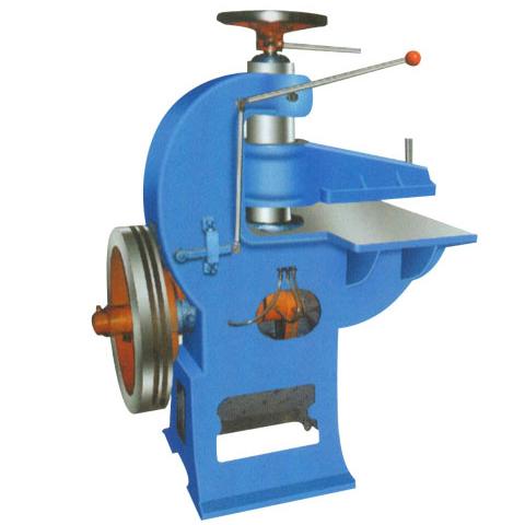 X-525 Material-Cutting Punching Machine