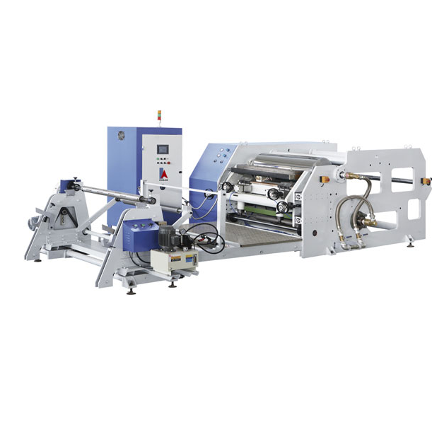 Double Screw Extrusion Coating Machine