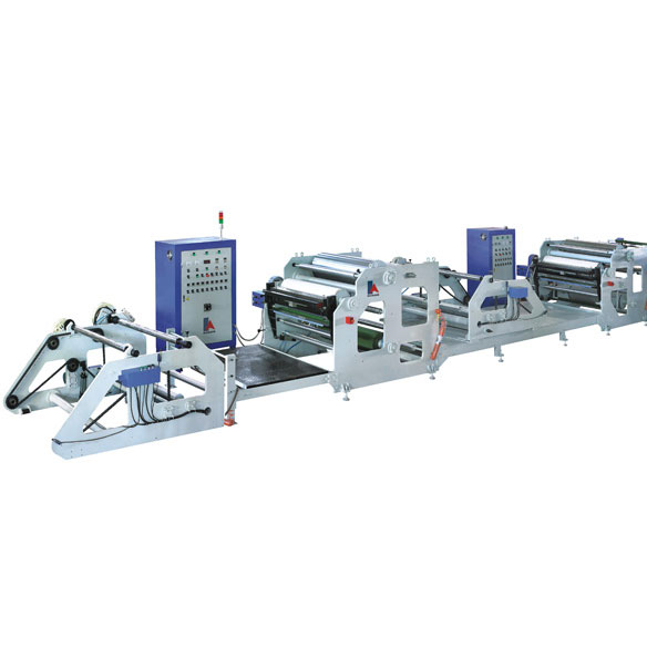 RT2-100 High Speed Hot Melt Double Coating Machine