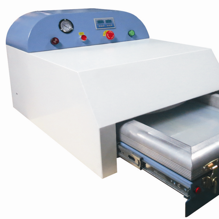 Desktop 3D sublimation transfer machine