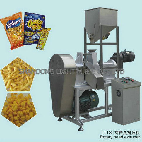 Twist snacks Extruder