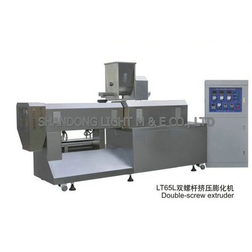 LT65L double screw extruder