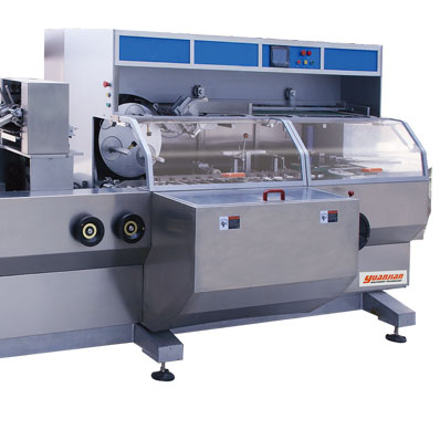 DZH-200A/B Multifunctional Automatic Cartoning Machine