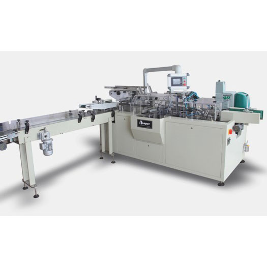 OPH-100A automatic facial tissue boxing and sealing machines